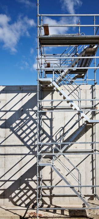 scaffolding Brighton